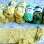 Pătură croşetată pentru copii mici (1)