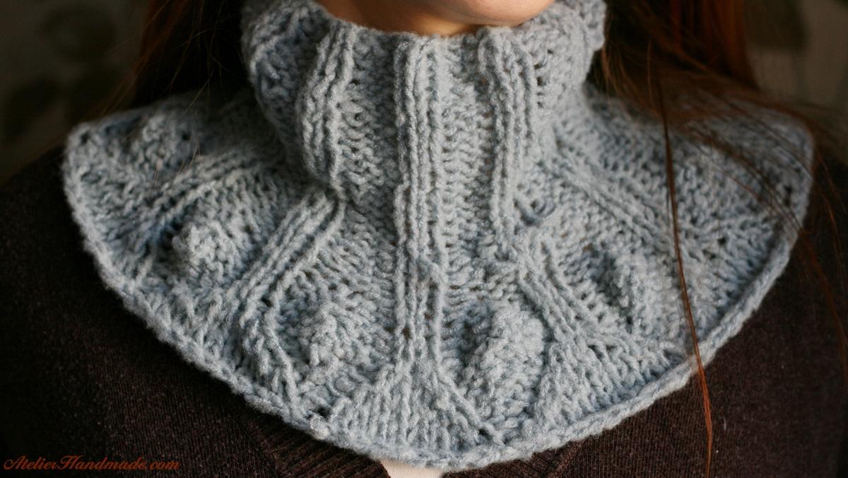 guler-gri-tricotat-din-acril