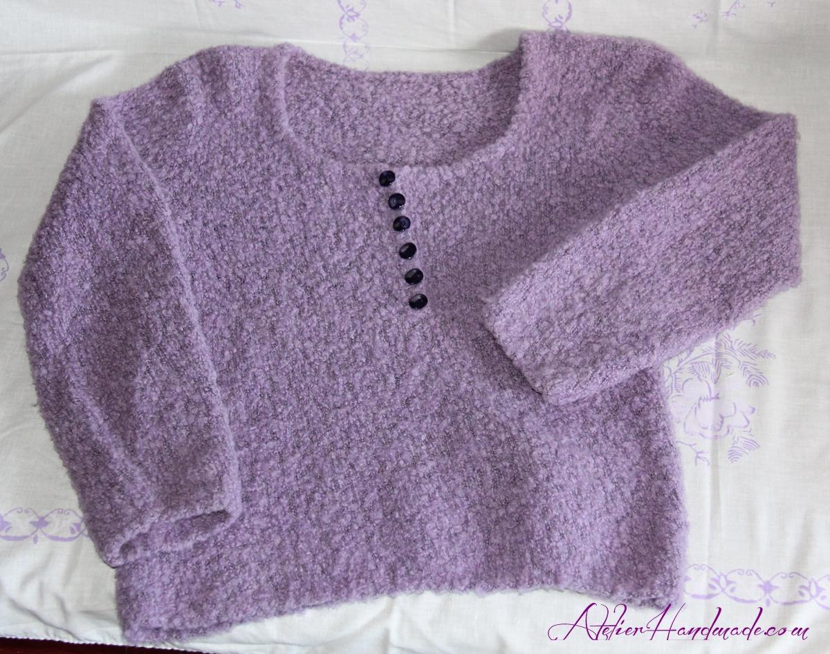 bluza-mov-tricotata-manual