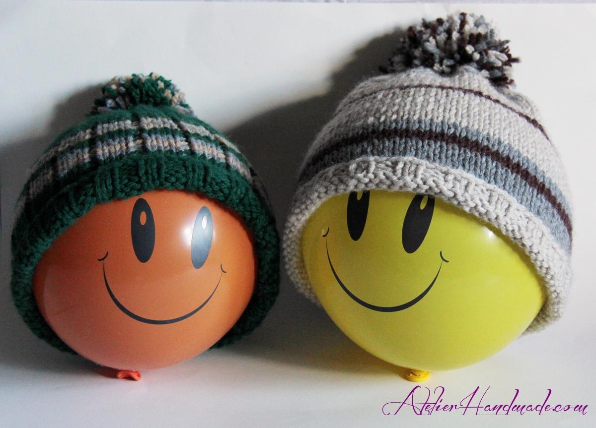caciuli-tricotate
