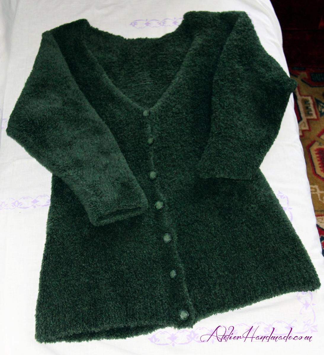 cardigan-plusat-tricotat