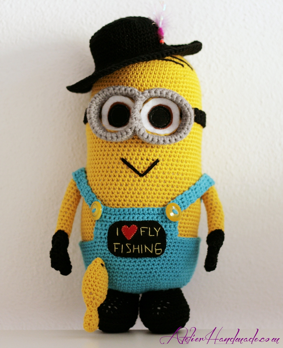 minion crosetat pescar