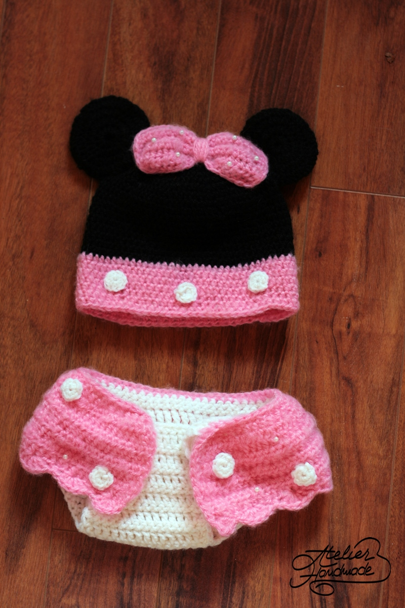 set foto minnie mouse