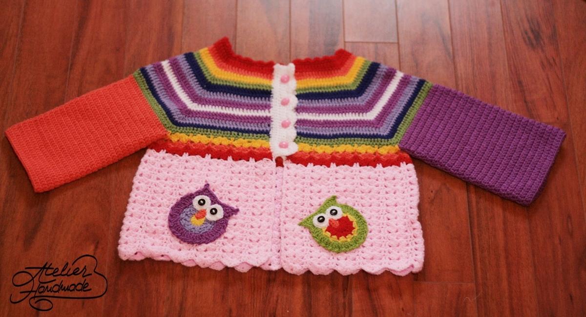 crochet-sweater-rainbow