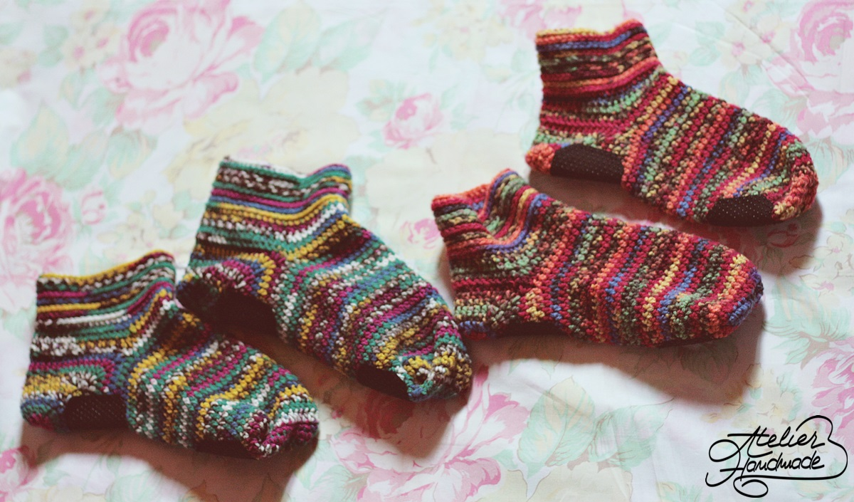 crochet-socks