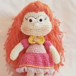 Jucării croșetate / Crochet Amigurumi: Adela