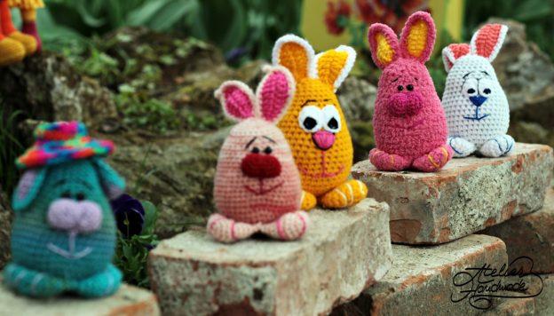 Naming the Easter Bunny – Botezarea Iepurașilor de Paște