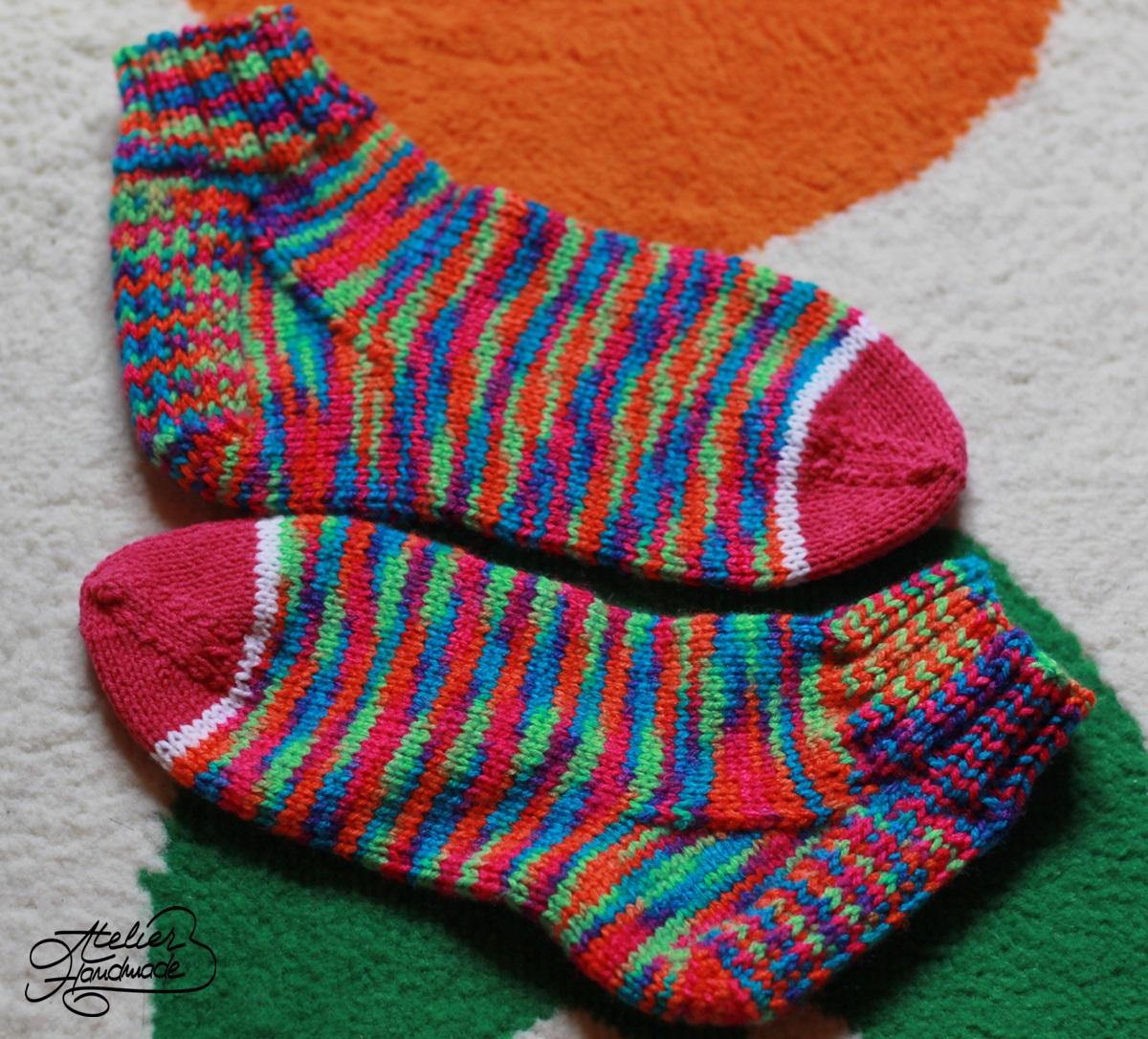 knitted-socks