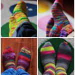What I learned in knitting socks – Sosoniada in etape