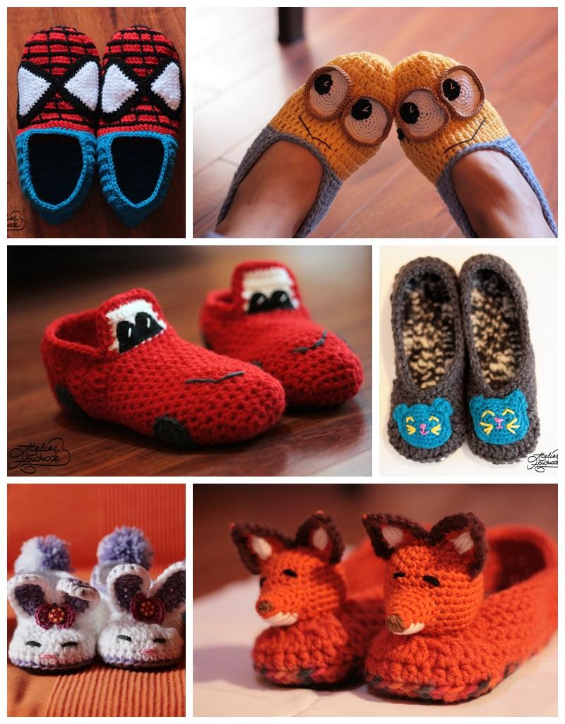crochet-slippers-atelierhandmaade