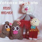 Votează Mascota Atelierului din Oradea!