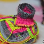 How to knit socks with circular needles? Cum să tricotezi șosete cu andrele circulare?