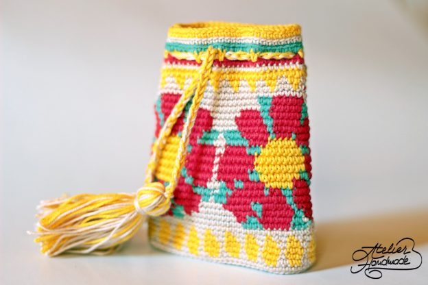 Mochila / Wayuu / Tapestry Crochet