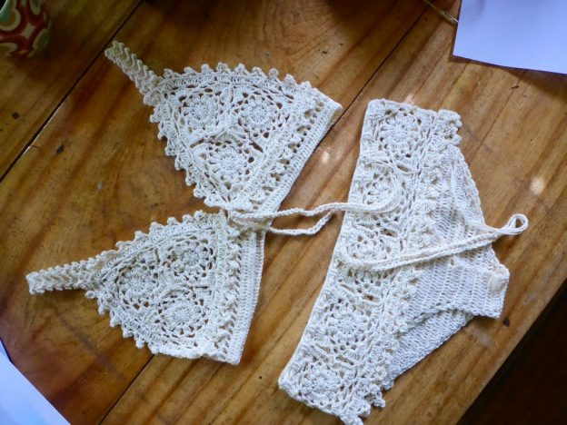 5 Crochet Bikini | 5 Costume de baie crosetate